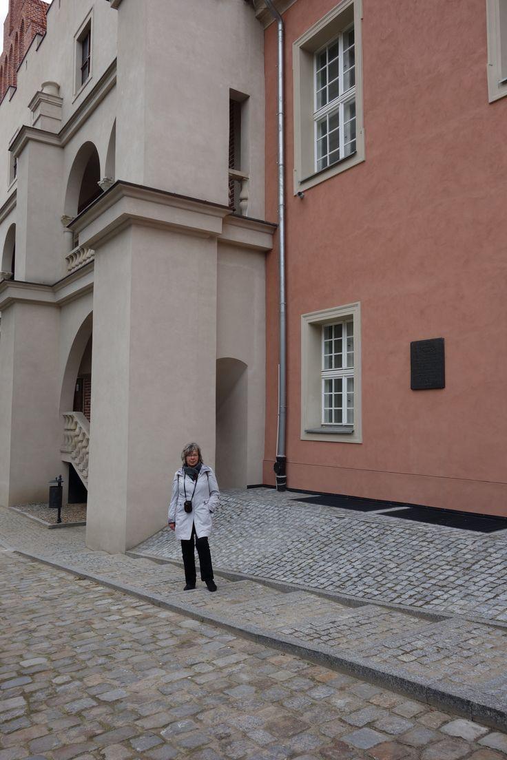 in Poznan, Poland
