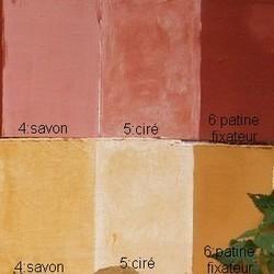 effets,renforcer teintes,chaux et bois - les badigeons à la chaux 2007