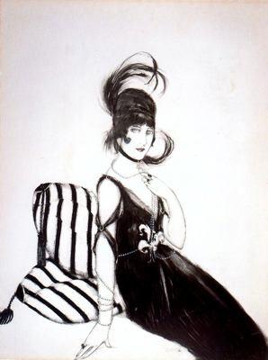 Pinzellada blava: Xavier Gosé .1876-1915.Ilustrador.