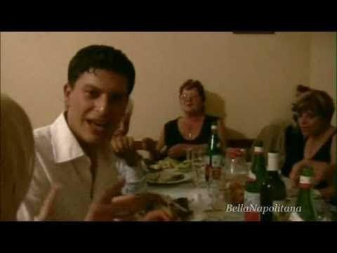 Patrizio Buanne's Family in Naples