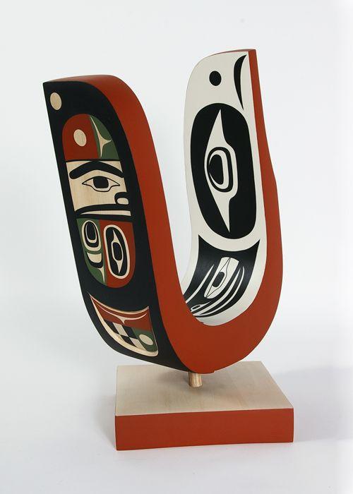 Lattimer Gallery - Steve Smith - Basswood Sculpture