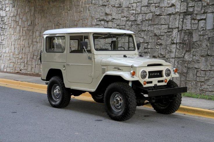1969 Toyota FJ40 for Sale