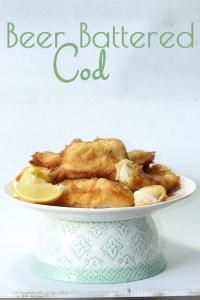 Beer Battered Cod on MyRecipeMagic.com Better than your local fish fry ...