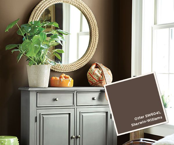 From our Summer 2013 Catalog  Sherwin Williams  SW6041  Otter. 17 Best images about sherwin williams shades of gray on Pinterest