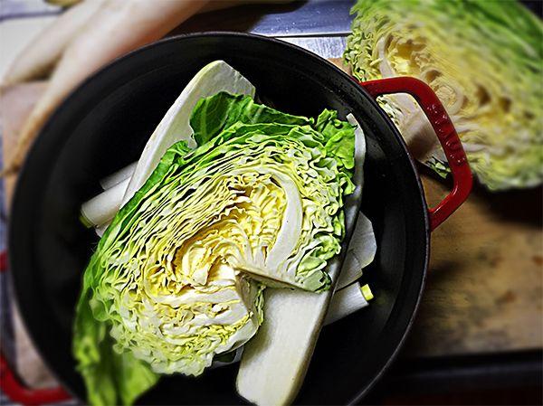 定番野菜も思いっきり大きくカットすればそれだけでメイン級に! お野菜だけでも満足できて、しかもカンタンで美味しい「ドデカ野菜のスチーム」の作り方