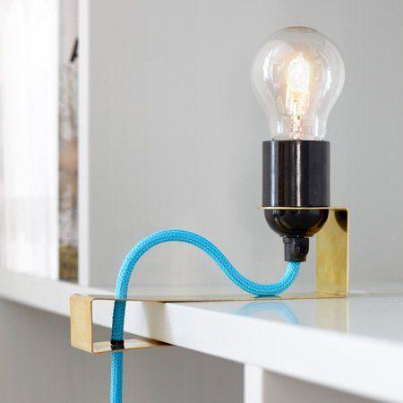 A.M.L. Clamp Light by Andreas Martin-Löf | Dezeen
