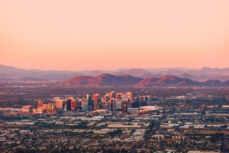 Pheonix, Arizona is the ideal place to land if you have a degree in math or computer science. Check out the 10 biggest cities for computer and math jobs here.