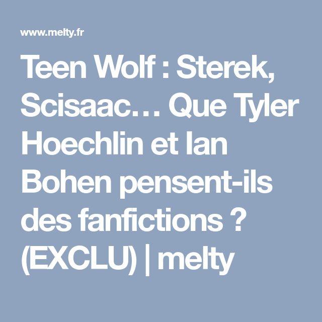 Teen Wolf : Sterek, Scisaac… Que Tyler Hoechlin et Ian Bohen pensent-ils des fanfictions ? (EXCLU) | melty