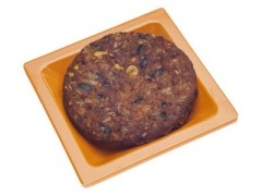 Vegan Black Bean and Cornmeal Burgers: Food Recipe