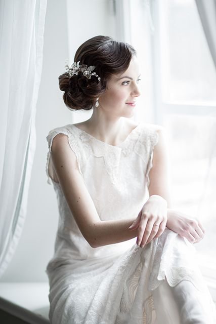 ©Annika Liinanki photography  Model Heidi Hernesaho  Muah & veil Nina / Ninka