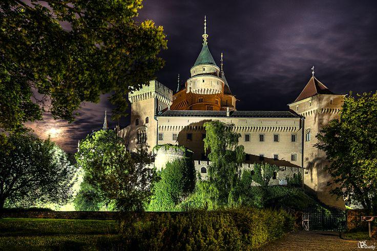 Bojnický zámok/ Bojnice castle