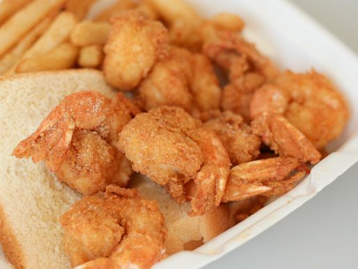 sharks fish and chicken  | Lunch in the Loop: Shark's Fish and Chicken | Serious Eats: Chicago