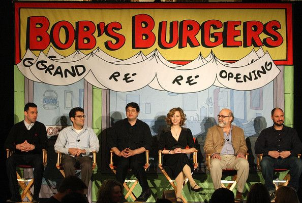 The voices of Bob's Burgers