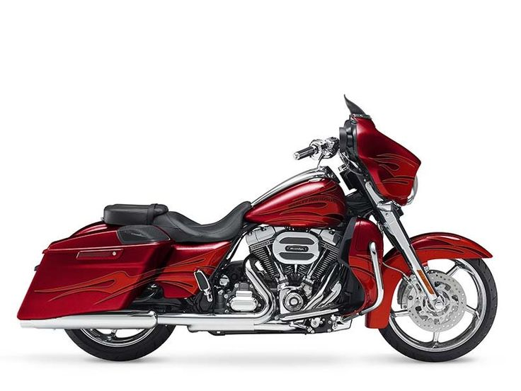 Specifications for the 2016 Harley-Davidson CVO™ Street Glide® – Brent Turner, Sr.