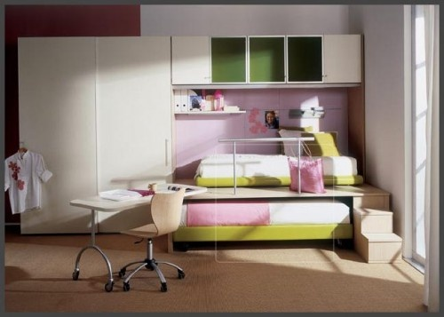 Nice Kids Bedroom Design By Mariani Awesome Ideas