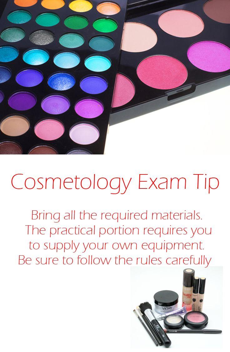 Texas cosmetology exam study guide