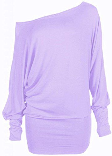 Funky Boutique Womens Plus Size Batwing Top (20-22 XXL, Lilac) Funky Boutique http://www.amazon.co.uk/dp/B00LST9Q1Q/ref=cm_sw_r_pi_dp_IOaovb0P2378A