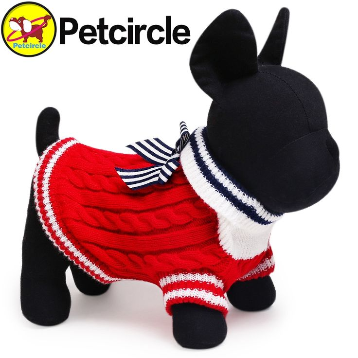5.23$  Watch more here - petcircle hot sale pet dog cat clothes navy winter dog sweater small and large dog sweaters for chihuahua knit dog sweater   #magazineonlinebeautiful