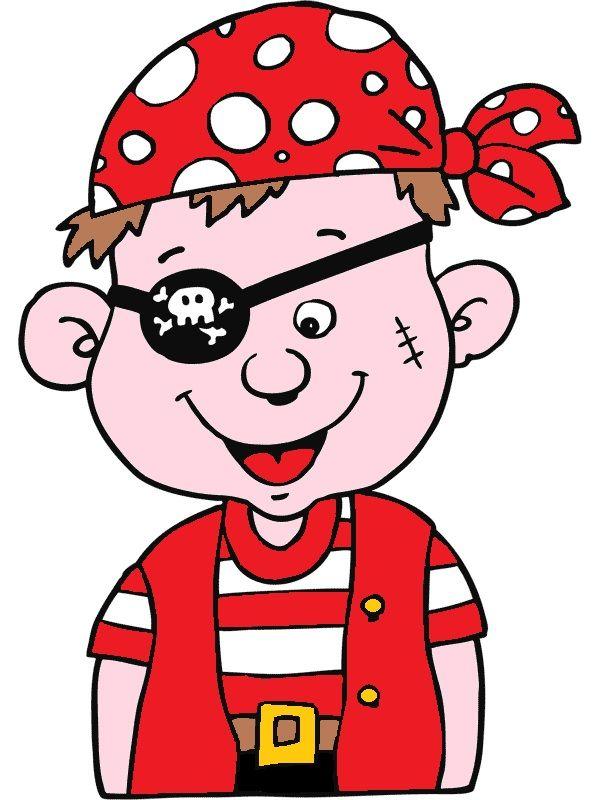 piraat  rood