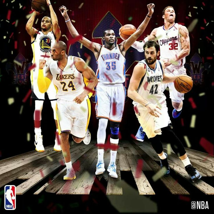 West Starter of 2014 nba all star (con imágenes)