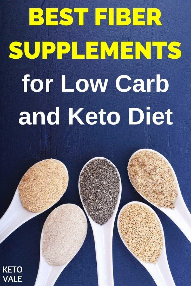 keto diet fiber supplement