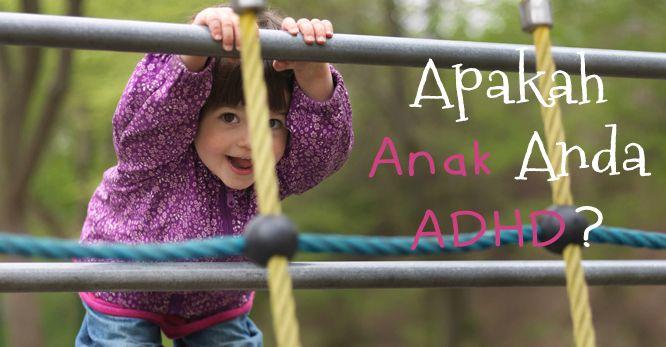 ADHD tidaklah selalu menakutkan, cari tahu cara penanganannya dengan tepat, Bunda. Klik link di atas untuk informasi selengkapnya