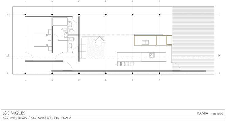 Los Faiques Dwellings / DURAN&HERMIDA arquitectos asociados