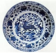 Chinese bowl Ming dynasty, 16th century.