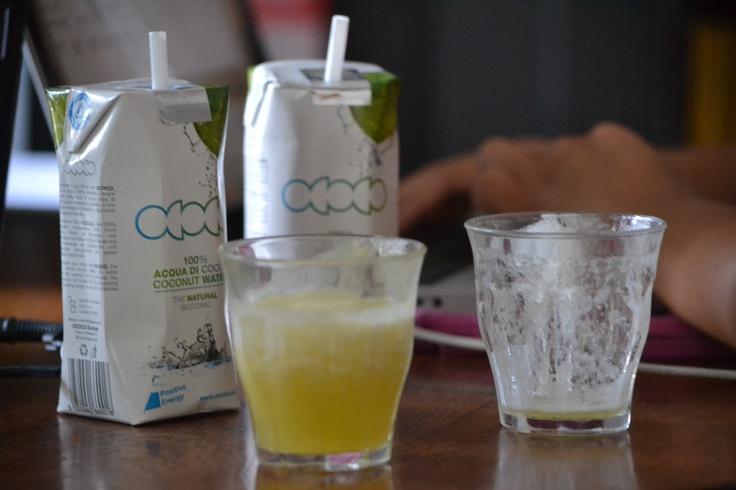 Cocopiña drink
