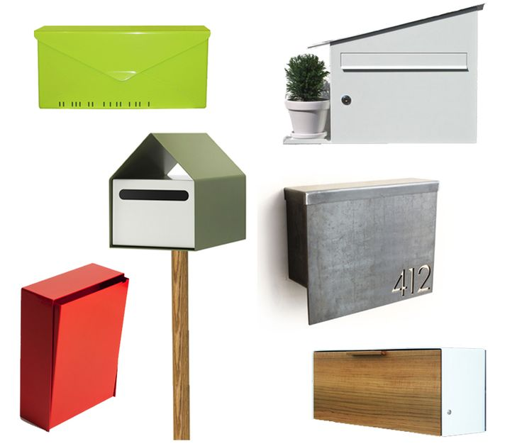 I've recently been on the hunt for the perfect modern mailbox to suit our  new house, andI was surprised to see that there aren't as many great  options as I would have hoped. Oddly enough, the same five or six designs  kept popping up in all of my searches. I did narrow my search down to a  few but I haven't quite made my decision yet. I want to be certain when I  do because all of the options run around $200 and up! Here are the  mailboxes that have made my top 5 list:  Mailbox ...