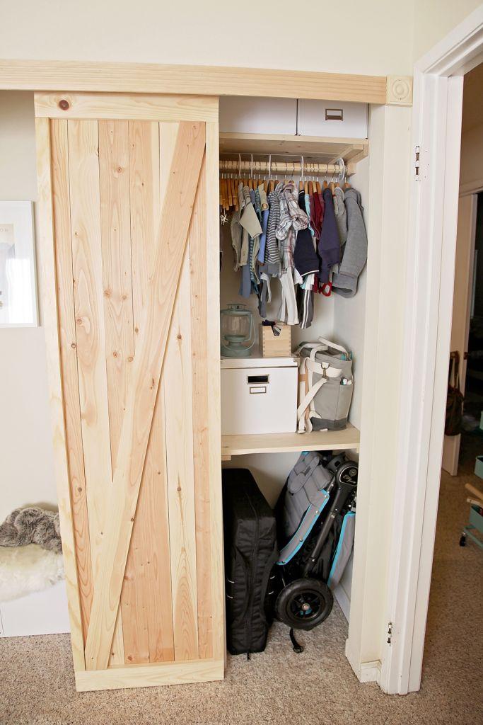 American Frontier Nursery | Barn door, Nursery baby room ...
