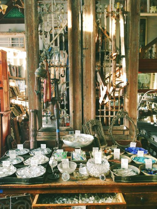 29 best thrift junk antique shops and flea markets for Architectural salvage san francisco