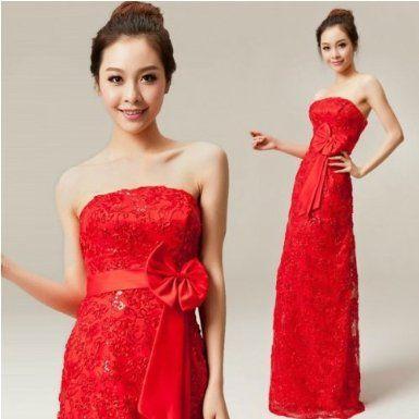 Amazon.co.jp: ドレス フォーマル ウェディングドレス yhz308-lf07: 服&ファッション小物