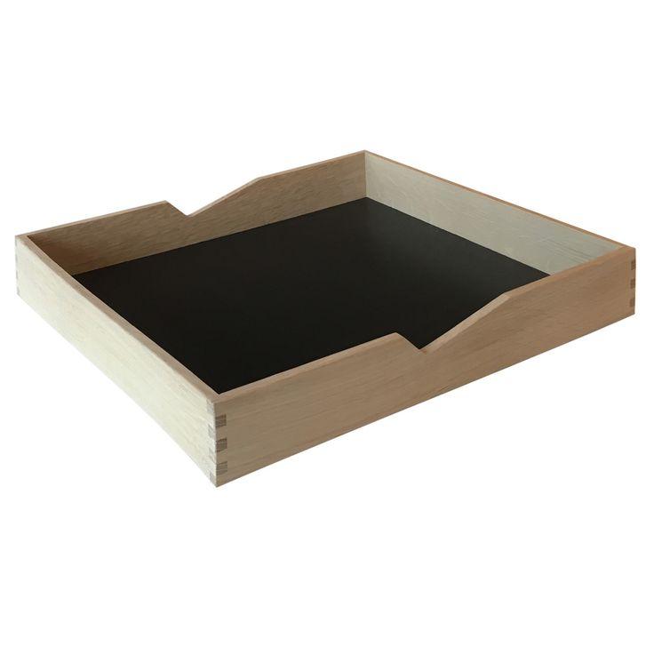 Andersen Furniture - Tablett für S1 Sideboard, Eiche geseift Jetzt bestellen unter: https://moebel.ladendirekt.de/wohnzimmer/schraenke/sideboards/?uid=82aad96d-249d-5532-a206-ebfa67cc91b1&utm_source=pinterest&utm_medium=pin&utm_campaign=boards #schraenke #wohnzimmer #sideboards