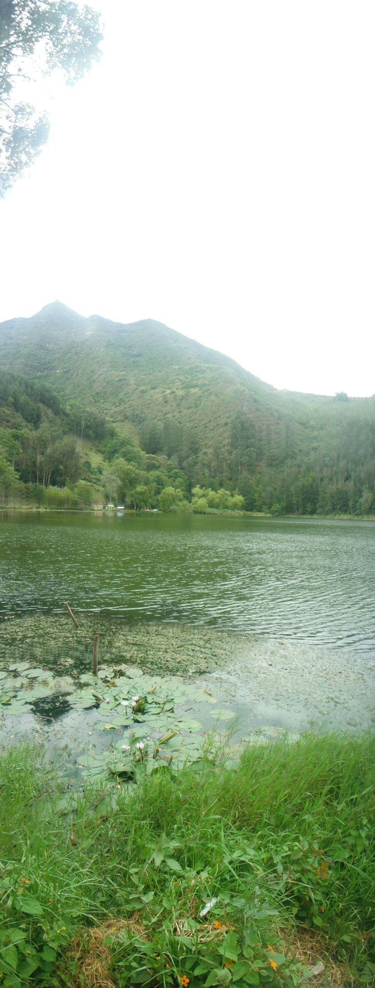 Laguna de #Ubaque #Cundinamarca #Colombia