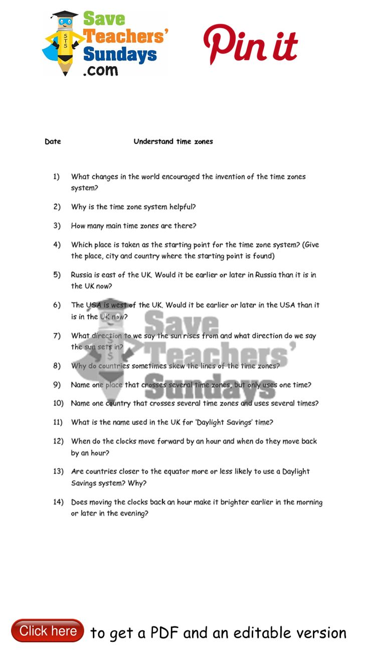 Time Zones questions and answer frame. Go to http://www.saveteacherssundays.com/science/year-5/511/lesson-6b-time-zones/ to download this Time Zones questions and answer frame. #SaveTeachersSundaysUK