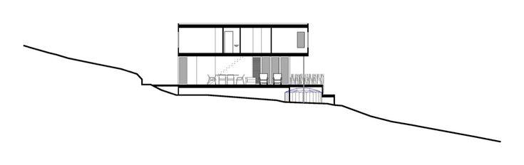 Otama Beach House,section