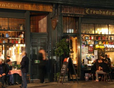 Les Routiers - Winner of Cafe of the Year, 2014, The Troubadour London