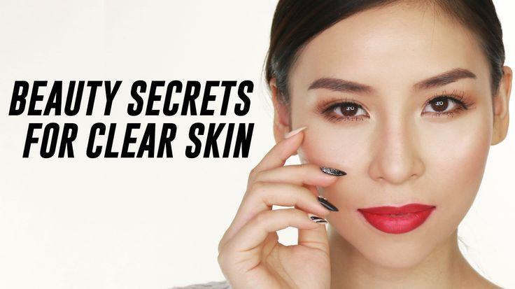 How I Got Clear Skin