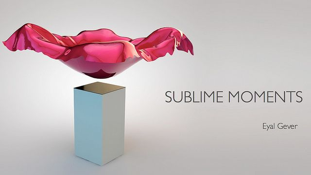 Sublime Moments | Exhibition Slides