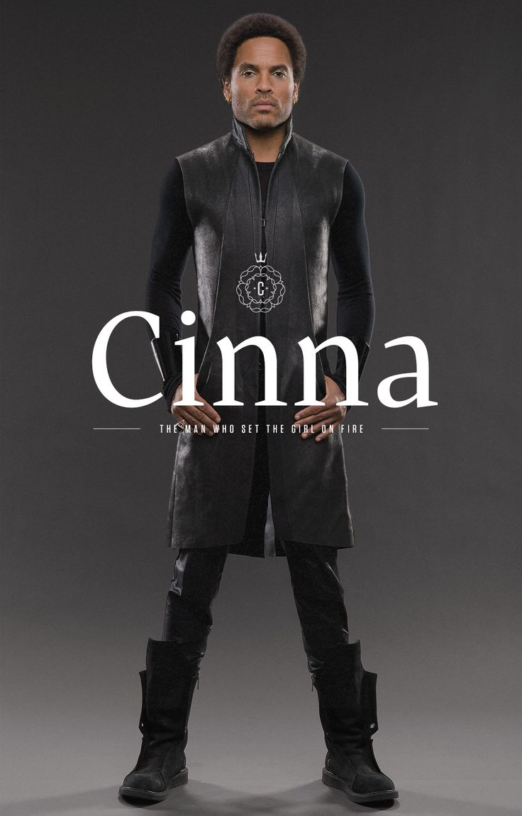 Cinna - The Man Who Set The Girl On Fire! http://www.espacularaiesa.com/2013/06/22/cinna-the-man-who-set-the-girl-on-fire/