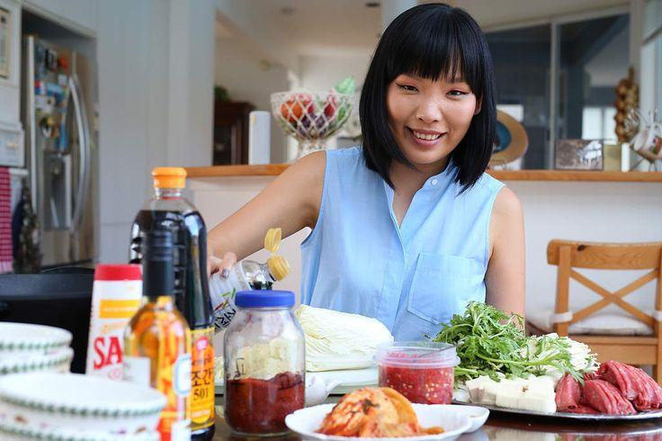 Korean flavours reign supreme in Gospel singer Dami Im's kitchen.