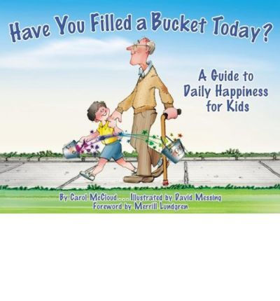 We love this book. Encouraging kids (and adults) to show kindness and love to people around them every day.