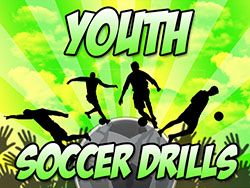 3 Brilliant Youth Soccer Drills - Ultimate Soccer Drills
