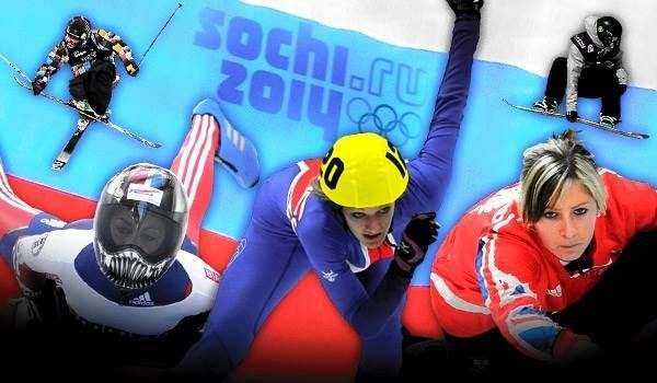 Sochi 2014 Winter Olympic Sports List and good website