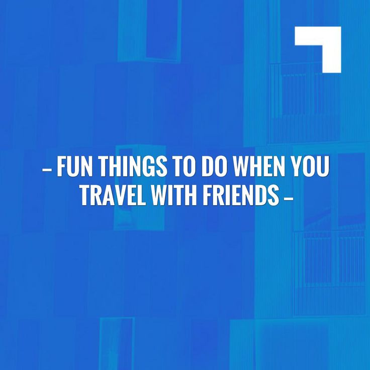 I'd love to hear your thoughts! Fun Things to Do When You Travel with Friends http://travelnholiday.com/fun-things-to-travel-with-friends/?utm_campaign=crowdfire&utm_content=crowdfire&utm_medium=social&utm_source=pinterest