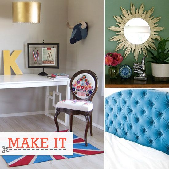 75 DIY projects - Apartment Therapy