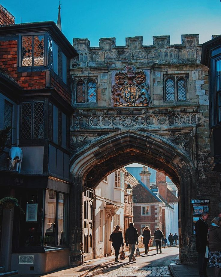 Salisbury Wiltshire