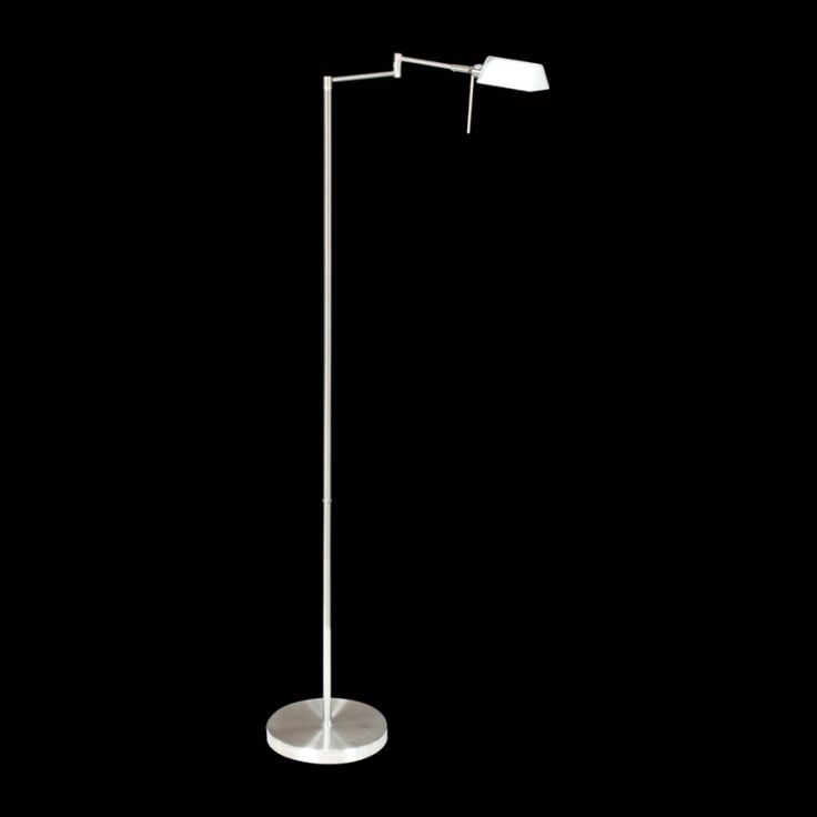Reading Floor Lamp with Touch Dimmer