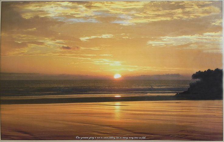 Sunset (Reprint on Paper - Unframed)